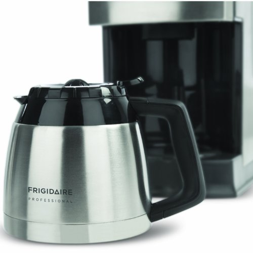 Coffee Consumers Frigidaire Professional Stainless 10-Cup Thermal Carafe Coffee Maker