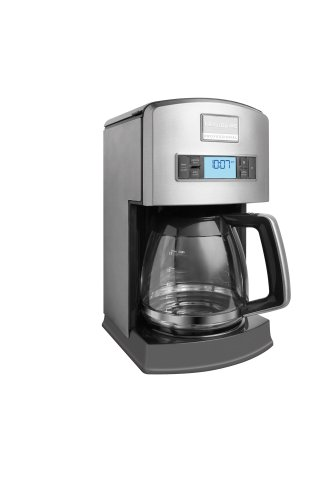 Coffee Consumers Frigidaire Professional Stainless Programmable 12-Cup Drip Coffee Maker