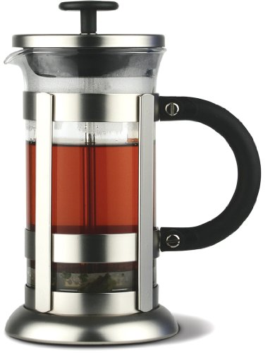 Coffee Consumers GROSCHE ROME French Press Coffee and Tea maker 350 ml 3 cup (one coffee mug) size