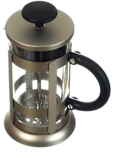GROSCHE-ROME-French-Press-Coffee-and-Tea-maker-350-ml-3-cup-one-coffee-mug-size-0-2