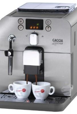 Gaggia-Brera-Superautomatic-Espresso-Machine-Silver-0