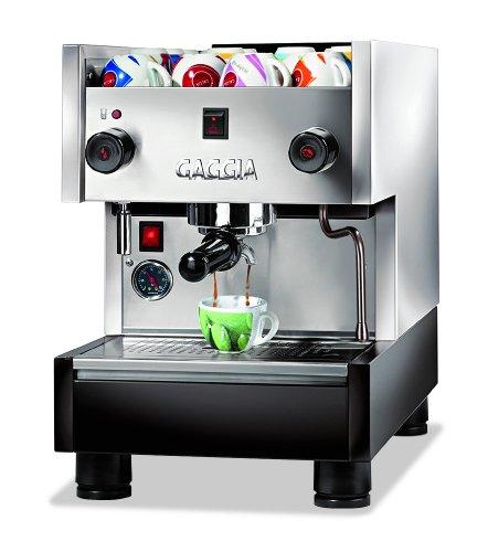 Gaggia-TS-Espresso-Machine-Silver-0
