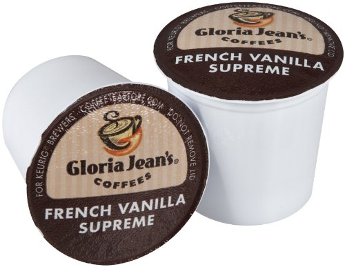Gloria-Jeans-Coffees-French-Vanilla-Supreme-K-Cup-Portion-Pack-for-Keurig-Brewers-24-Count-0