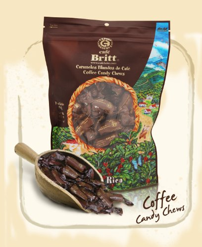 Coffee Consumers Gourmet Coffee Candy Chews From Costa Rica