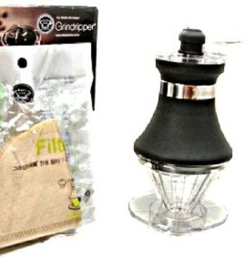 Grindripper-Coffee-Grinder-Dripper-All-in-One-0