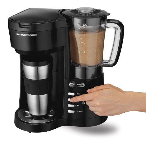 Coffee Consumers Hamilton Beach 40918 Java Blend Coffee Brewer