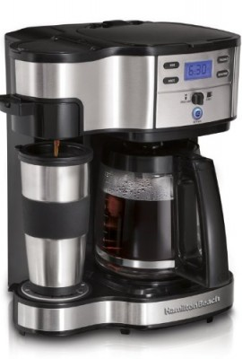 Hamilton-Beach-49980A-2-Way-Single-Serve-Brewer-and-Coffee-Maker-0