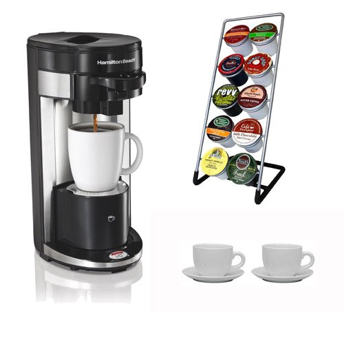 Coffee Consumers Hamilton Beach 49995 Flexbrew Single Serve