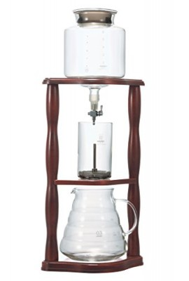Hario-Coffee-Water-Dripper-Wood-Cold-Brew-Drip-WDW-6-2-6-Cups-780ml-0