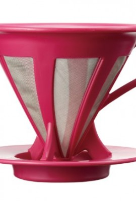 Hario-Paperless-Coffee-Dripper-02-Cherry-Pink-for-1-4-Cups-0