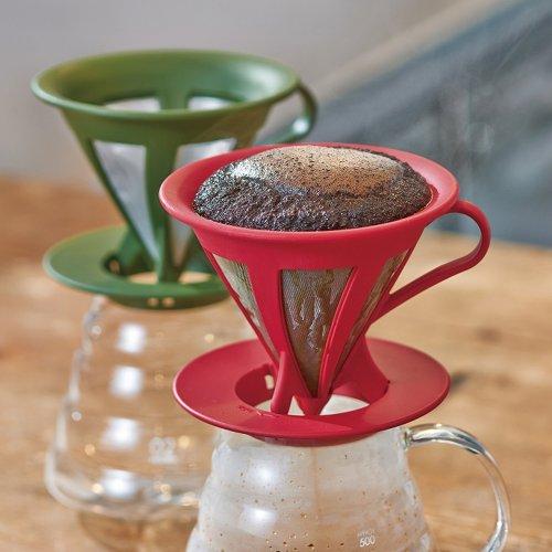 Hario-Paperless-Coffee-Dripper-Black-Stainless-Steel-Filter-CFOD-02-0-1