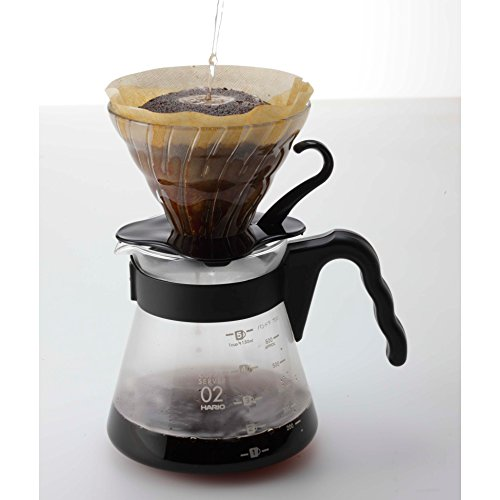 Coffee Consumers | Hario VDG-02R V60 02 Glass Coffee ...