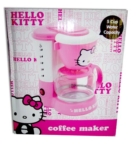 Coffee Consumers Hello Kitty Coffee Maker