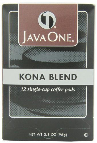 coffee consumers java one kona blend light roast coffee. Black Bedroom Furniture Sets. Home Design Ideas