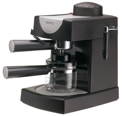 Krups Coffee Makers ~ Coffee consumers krups fnd allegro espresso maker black