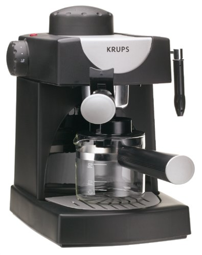 Krups Coffee Maker Km1000 Manual : Coffee Consumers KRUPS FND111 Allegro Espresso Maker, black