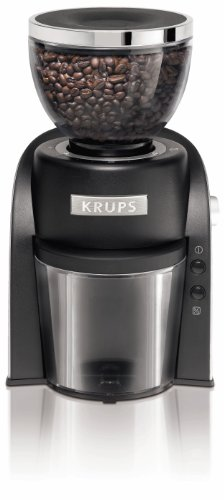 Krups Coffee Grinder ~ Coffee consumers krups gx conical burr