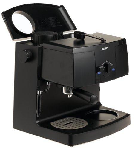 espresso machine and coffee maker combination