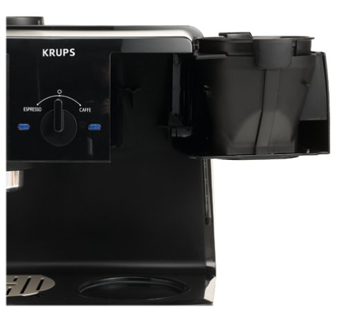 Krups Espresso Coffee Maker Xp1500 Manual : Coffee Consumers KRUPS XP1500 Coffee Maker and Espresso Machine Combination, Black