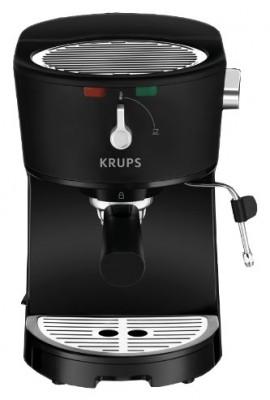 KRUPS-XP3200-Opio-Pump-Boiler-Espresso-Machine-with-Milk-Frothing-Nozzle-for-Cappuccino-Black-0