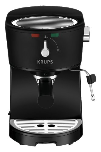 Coffee Maker Replacement Pump : Coffee Consumers KRUPS XP3200 Opio Pump Boiler Espresso Machine with Milk Frothing Nozzle for ...