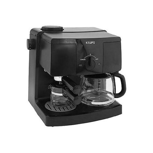 coffee consumers krups xs1505 espresso carafe for coffee. Black Bedroom Furniture Sets. Home Design Ideas