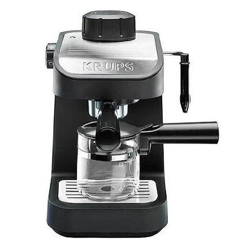 coffee consumers krups xs1505 espresso carafe for coffee maker and espresso maker machine. Black Bedroom Furniture Sets. Home Design Ideas