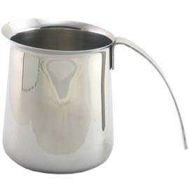 KRUPS-XS5012-Stainless-Steel-Milk-Frothing-Pitcher-12-Ounce-Silver-0