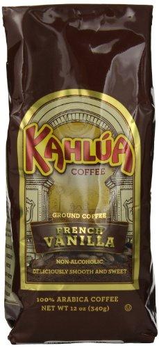 Kahlua-Gourmet-Ground-Coffee-French-Vanilla-12-Ounce-0