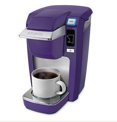 Keurig-B31-MINI-Plus-Personal-Coffee-Brewer-Purple-0