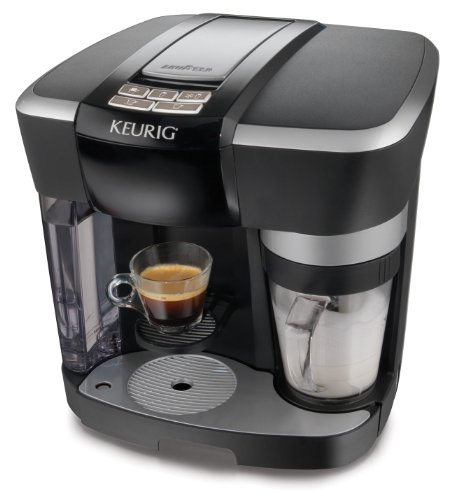 Keurig-Black-R500-Rivo-Cappuccino-and-Latte-Brewing-System-0