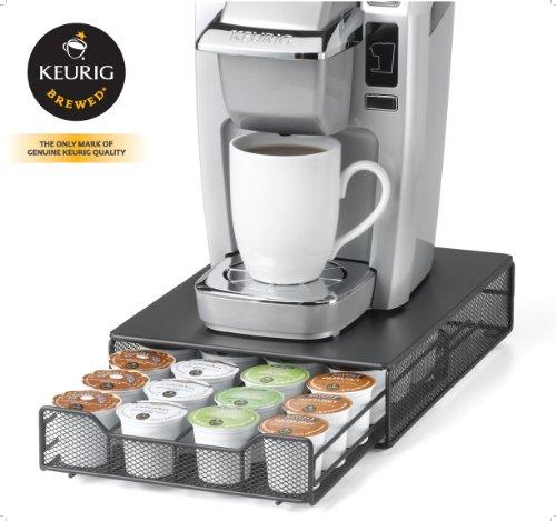 Coffee Consumers Keurig Brewed Under The Brewer Mini K