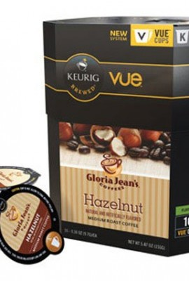 Keurig-Gloria-Jeans-Coffee-Hazelnut-Vue-Pack-16-Count-033-oz-K-Cups-0
