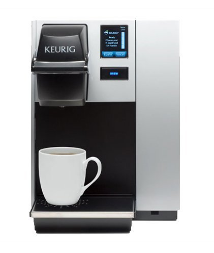 how to clean a commercial keurig coffee machine