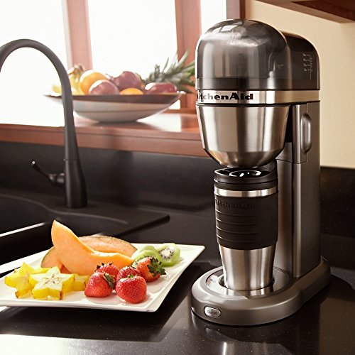 Coffee Consumers Kitchenaid Kcm0402cu Personal Coffee Maker