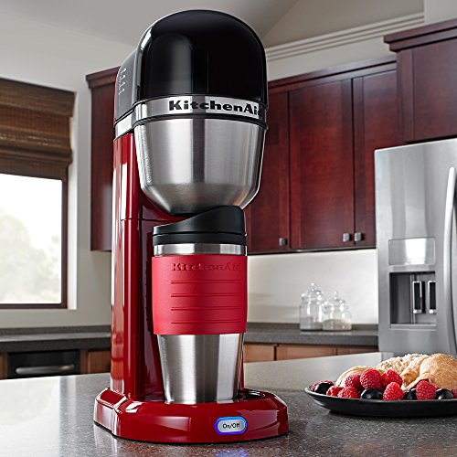 Coffee Consumers Kitchenaid Kcm0402er Personal Coffee