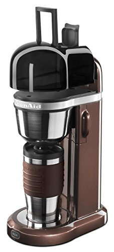 Coffee Consumers Kitchenaid Kcm0402es Personal Coffee Maker Espresso