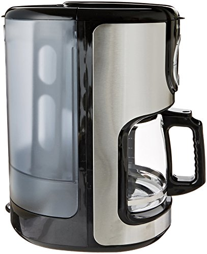 Coffee Consumers KitchenAid KCM1202OB 12-Cup Glass Carafe Coffee Maker Onyx Black