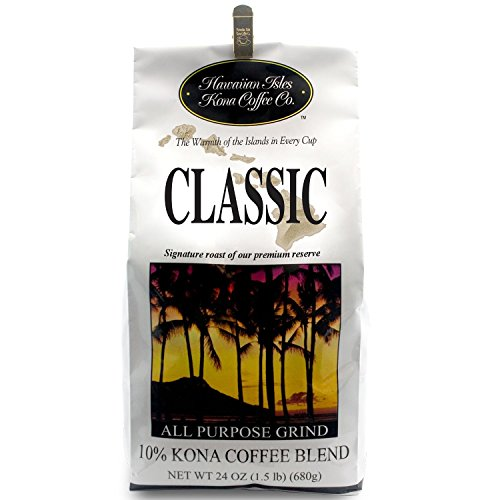 Coffee Consumers Kona Classic 24 Oz