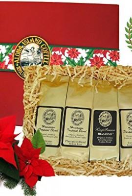 Kona-Hawaiian-Platinum-Collection-Gourmet-Coffee-Gift-Ground-Coffee-Brews-60-Cups-0