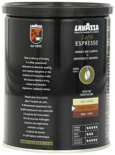 Lavazza-Caffe-Espresso-Ground-Coffee-8-Ounce-Cans-Pack-of-4-0-0