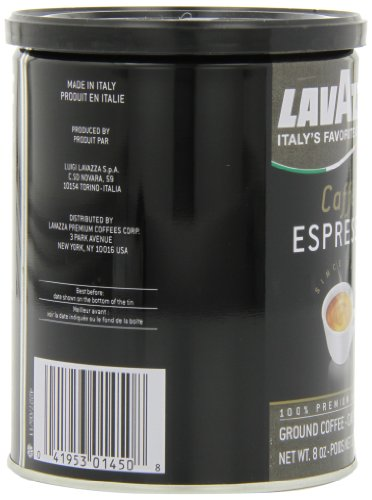 Lavazza-Caffe-Espresso-Ground-Coffee-8-Ounce-Cans-Pack-of-4-0-4