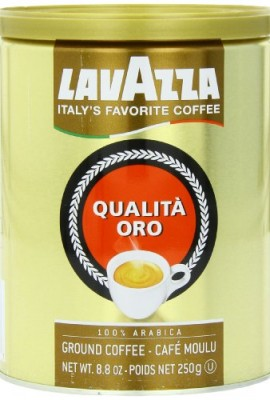 Lavazza-Qualita-Oro-Ground-Coffee-88-Ounce-Cans-Pack-of-4-0