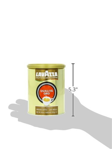 Lavazza-Qualita-Oro-Ground-Coffee-88-Ounce-Cans-Pack-of-4-0-5