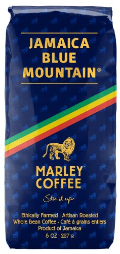 Marley-Coffee-Talkin-Blues-Jamaica-Blue-Mountain-Naturally-Grown-Whole-Bean-Coffee-8oz-0