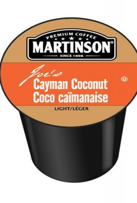 Martinson-Coffee-Capsule-Single-serve-cups-for-Keurig-K-Cup-Brewers-Cayman-Coconut-24ct-0