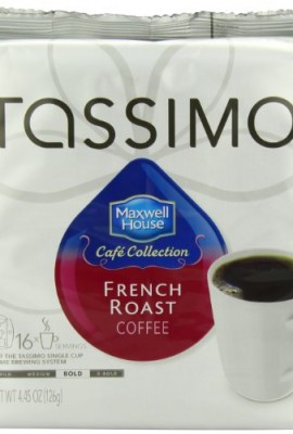 Maxwell-House-Cafe-Collection-French-Roast-16-Count-T-Discs-for-Tassimo-Brewers-Pack-of-3-0