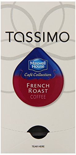Maxwell-House-Cafe-Collection-French-Roast-Coffee-Dark-16-Count-T-Discs-for-Tassimo-Coffeemakers-Pack-of-2-0-3