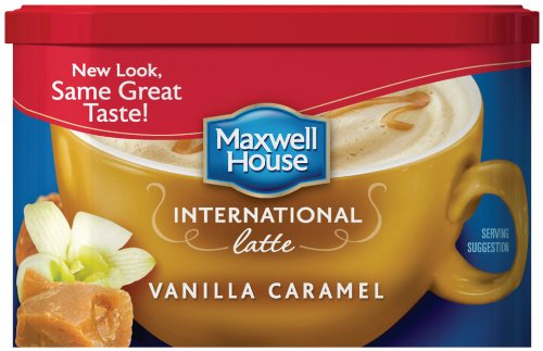 Maxwell-House-International-Coffee-Vanilla-Caramel-Latte-87-Ounce-Cans-Pack-of-4-0