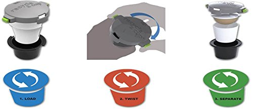 Medelco-RK505-Recycle-A-Cup-System-Black-0-3